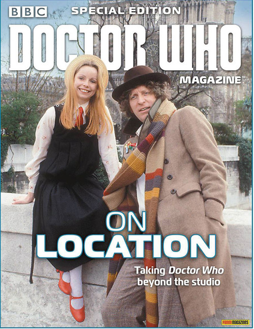 Doctor Who Magazine Special Edition #44 - ON LOCATION