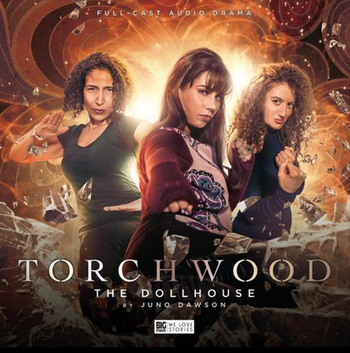 Torchwood #14: The DOLLHOUSE - Big Finish Audio CD (Starring Laila Pyne & Kelly-Anne Lyons)