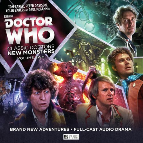 Classic Doctors, New Monsters: Vol. 2 - Big Finish Audio CD Box Set