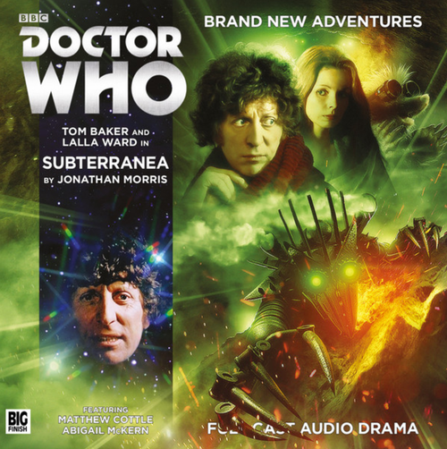 Doctor Who: 4th Doctor (Tom Baker) Stories: #6.6 SUBERRANEA -  A Big Finish Audio Drama on CD