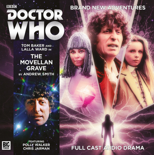 4th Doctor (Tom Baker) Stories: #6.7 The MOVELLAN GRAVE -  A Big Finish Audio Drama on CD