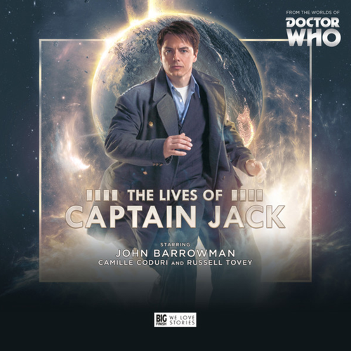 Torchwood: The Lives of Captain Jack Volume 1 - Big Finish Audio CD Boxes Set