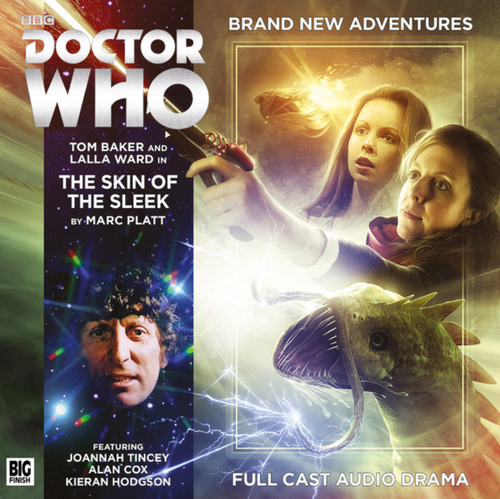 Doctor Who: 4th Doctor (Tom Baker) Stories: #6.8 The SKIN OF THE SLEEK -  A Big Finish Audio Drama on CD