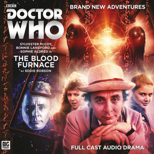 Doctor Who: THE BLOOD FURNACE - Big Finish 7th Doctor Audio CD #228