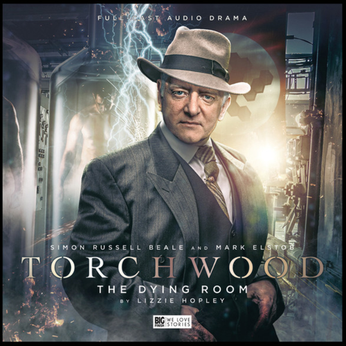 Torchwood #18: The DYING ROOM  - Big Finish Audio CD