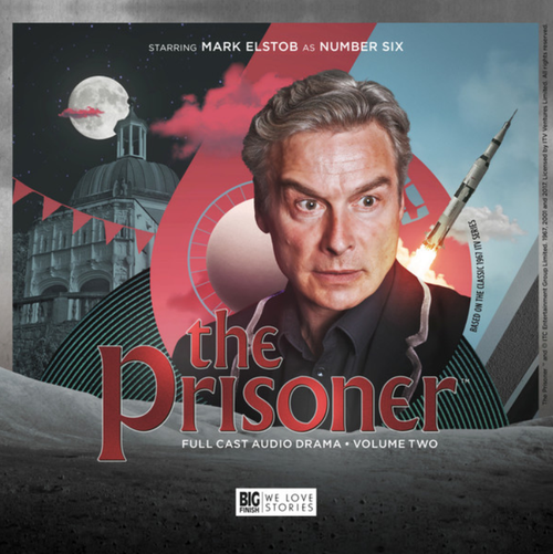 The Prisoner Volume 2 - Big Finish Audio Drama CD Boxed Set