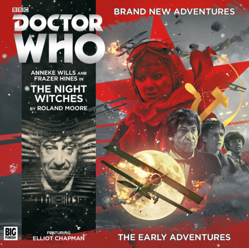 Doctor Who: The Early Adventures #4.1 - The NIGHT WITCHES - Big Finish Audio CD