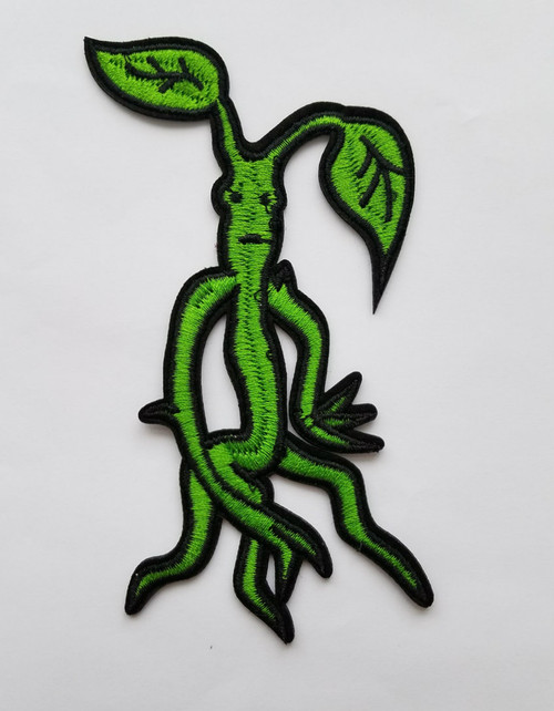 Fantastic Beasts BOWTRUCKLE Iron On Patch (Harry Potter Universe)