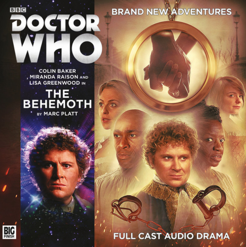 Doctor Who: THE BEHEMOTH - Big Finish 6th Doctor Audio CD #231