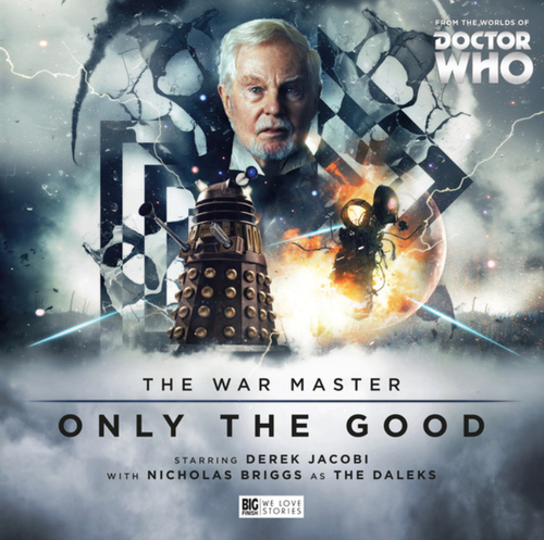 Doctor Who: The War Master Vol. 1: ONLY THE GOOD - Big Finish Audio CD Boxed Set