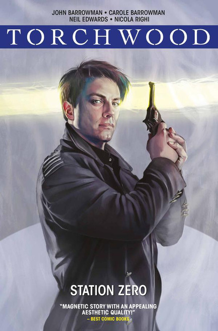 Torchwood #2: Station Zero - Soft Cover Graphic Novel