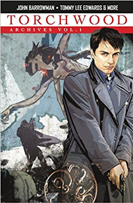 Torchwood Archives, Vol. 1 - Titan Soft Cover Graphic Novel from 2017