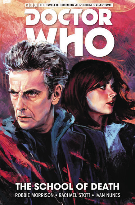 Doctor Who: The Twelfth Doctor, Vol. 4 - The School of Death (Soft Cover)