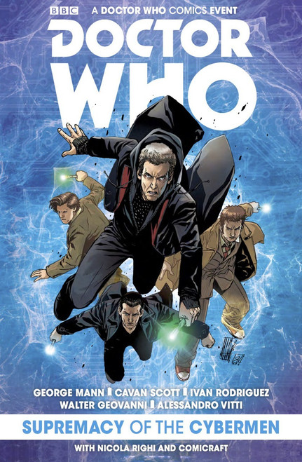 Doctor Who: Event 2016 - The Supremacy of the Cybermen Graphic Novel