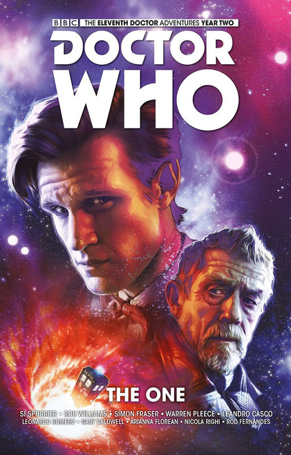 Doctor Who: The Eleventh Doctor - Vol. 5: THE ONE (Soft Cover Graphic Novel)