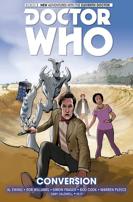 Doctor Who: The Eleventh Doctor, Vol. 3: CONVERSION (Soft Cover Graphic Novel)