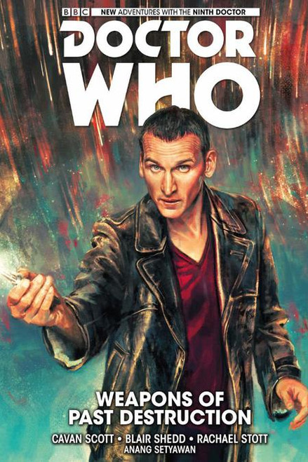 Doctor Who: The Ninth Doctor - Vol. 1: WEAPONS OF PAST DESTRUCTION (Soft Cover Graphic Novel)