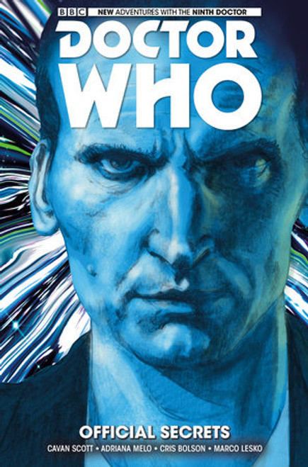 Doctor Who: The Ninth Doctor - Vol. 3: OFFICIAL SECRETS (Hardcover Graphic Novel)