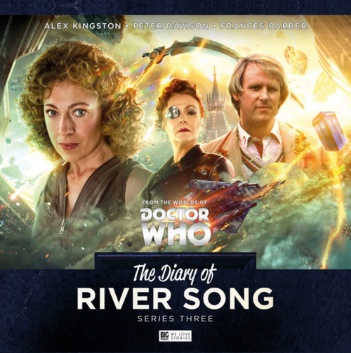 The Diary of River Song: Series 3 - Big Finish Audio CD Boxed Set