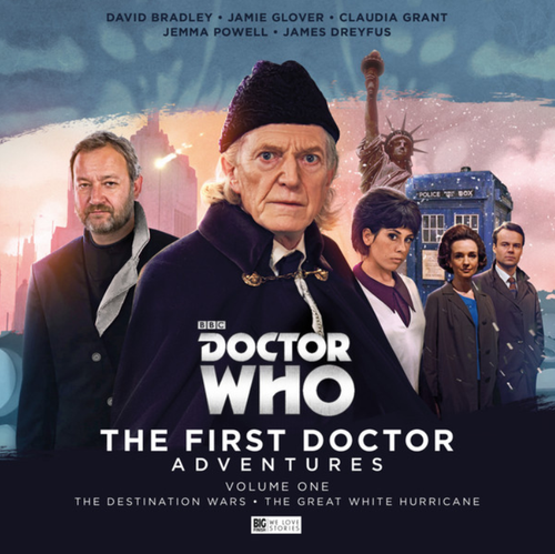 Doctor Who: The First Doctor Adventures (David Bradley) - Volume 1 (Big Finish Audio Box Set)