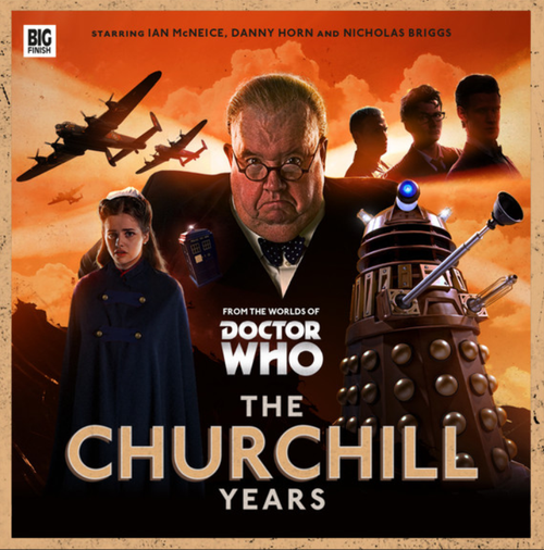 The Churchill Years Vol. 1 - Big Finish Audio CD Boxed Set