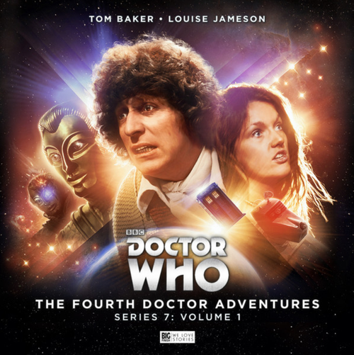 4th Doctor (Tom Baker) Stories: 7A Box Set -  A Big Finish Audio Drama
