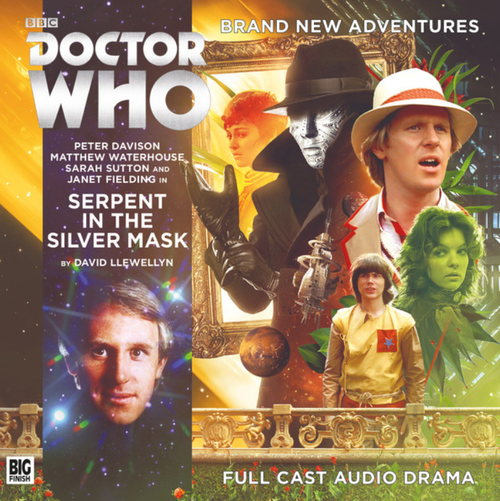 Audio CD Serpent in the Silver Mask - Big Finish #236