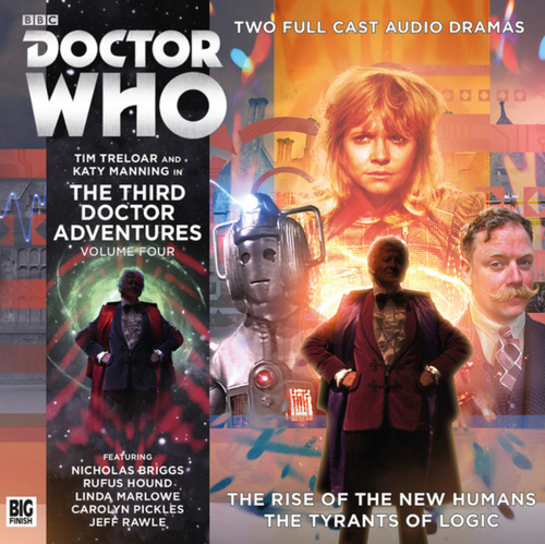 Doctor Who: Third Doctor Adventures Volume 4 - Big Finish Audio CD