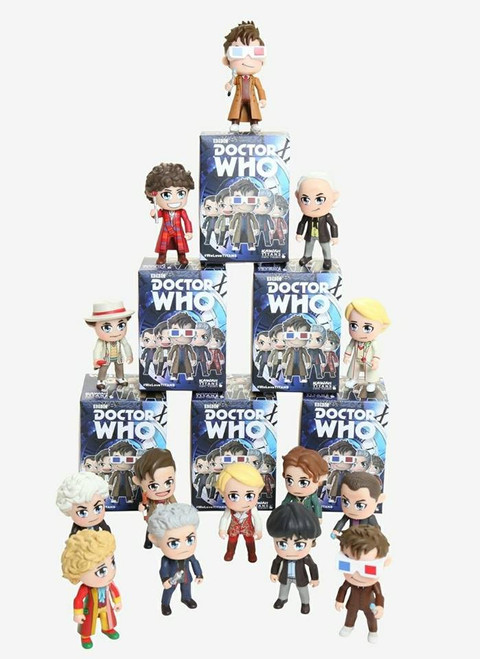 Doctor Who Kawaii Titan Vinyl Blind Box Figure