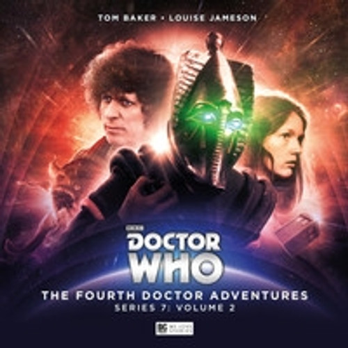 Doctor Who: 4th Doctor (Tom Baker) Stories: 7B Box Set -  A Big Finish Audio Drama