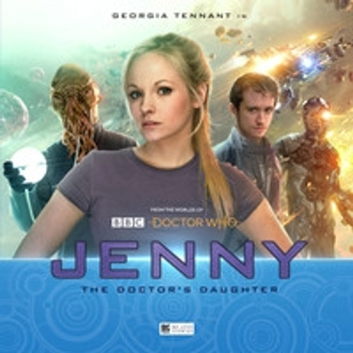 Jenny: The Doctor's Daughter - Big Finish Audio CD Boxed Set