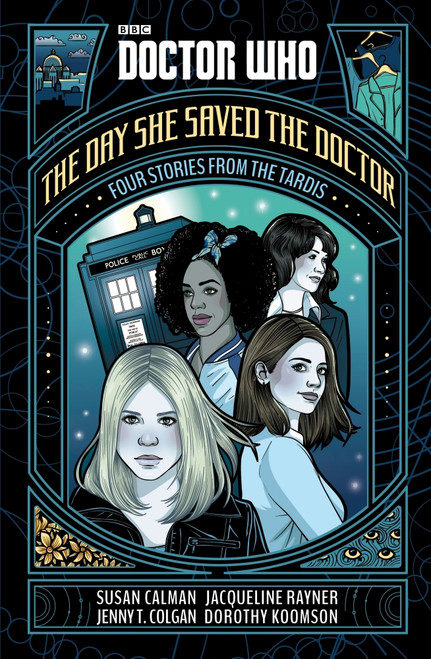 BBC Doctor Who Anthology - The Day She Saved the Doctor (Hardcover)