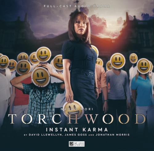 Torchwood #23: INSTANT KARMA - Big Finish Audio CD