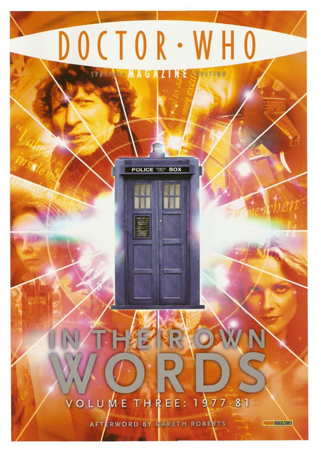 Doctor Who Magazine Special Edition #16: In Their Own Words (Volume 3) - 1977 to 1981