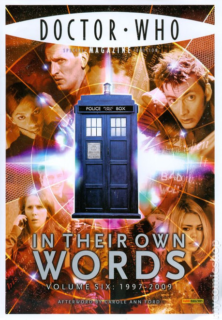 Doctor Who Magazine Special Edition #24: In Their Own Words (Volume 6) - 1997 to 2009
