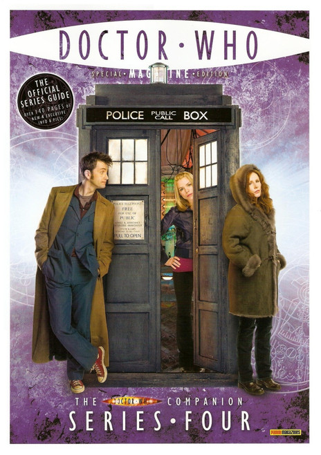 Doctor Who Special Edition: The Series Four Companion