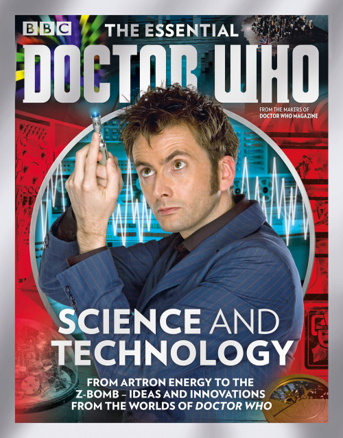 The Essential Doctor Who Magazine: Issue #13 - SCIENCE and TECHNOLOGY