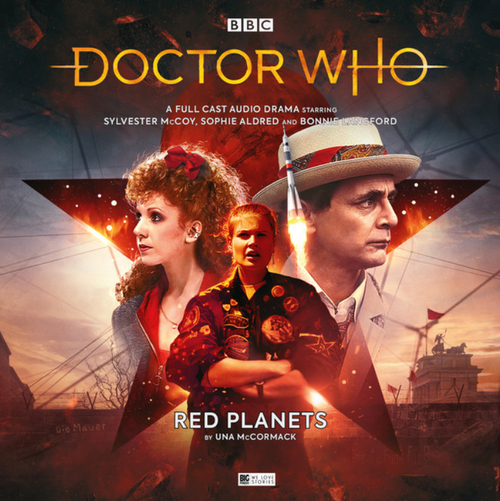 Audio CD Red Planets - Big Finish #241
