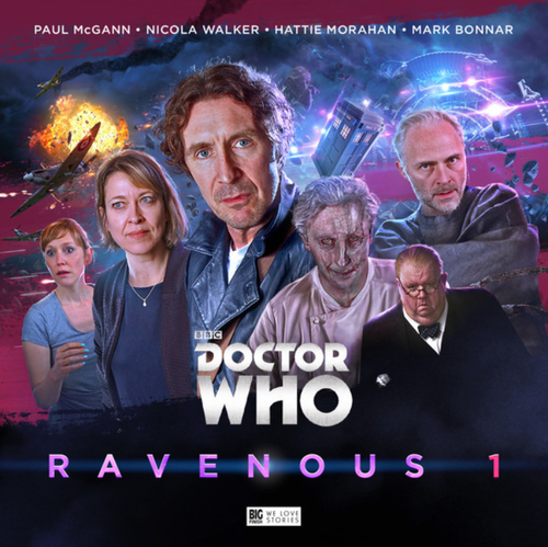 Doctor Who: RAVENOUS 1 - Eighth Doctor (Paul McGann) Big Finish Box Set