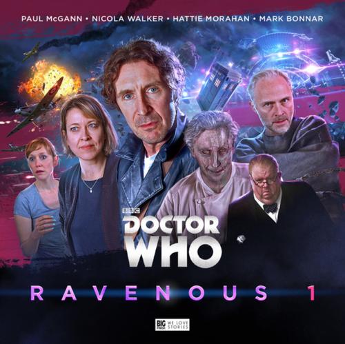 Ravenous 1 - Eighth Doctor Big Finish Box Set