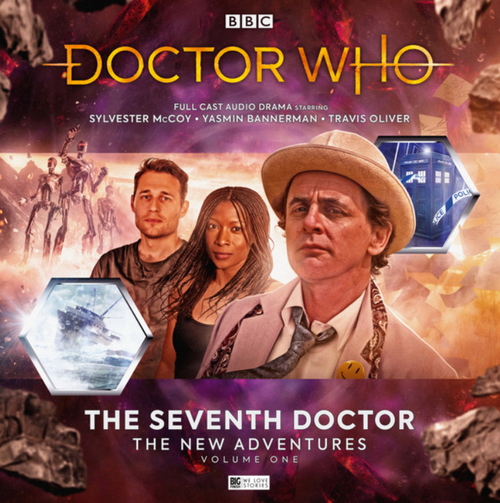 The Seventh Doctor New Adventures: Volume 1 - Big Finish CD Box Set