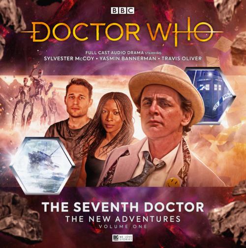 The Seventh Doctor New Adventures: Volume 1 - Big Finish CD Box Set