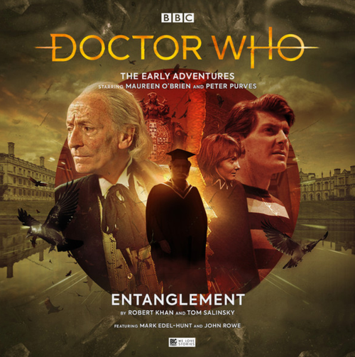 The Early Adventures #5.3 - Entanglement - Big Finish Audio CD