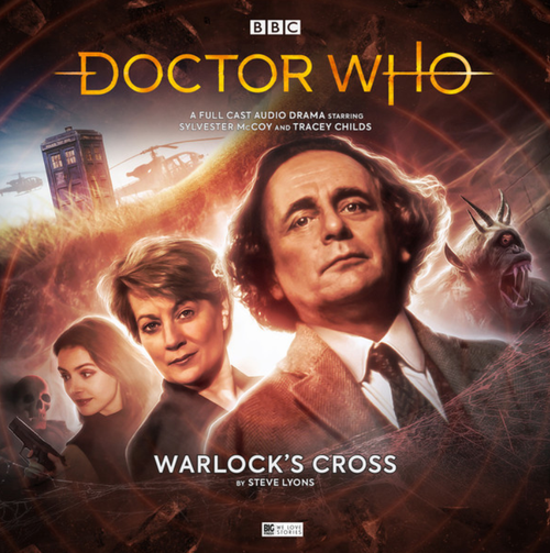 Doctor Who: WARLOCK'S CROSS - Big Finish 7th Doctor Audio CD #244