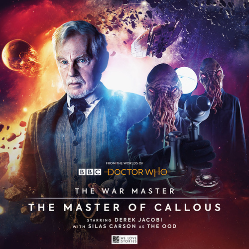 Doctor Who: The War Master Vol. 2: The MASTER OF CALLOUS - Big Finish Audio CD Boxed Set