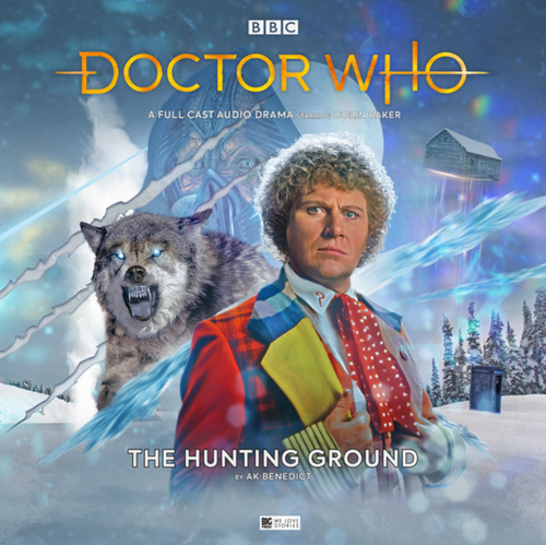 Doctor Who: THE HUNTING GROUND - Big Finish 6th Doctor Audio CD #246