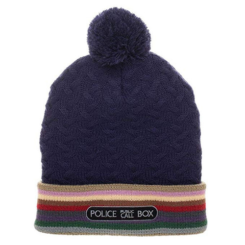 Doctor Who 13th Doctor Inspired Beanie from Bioworld