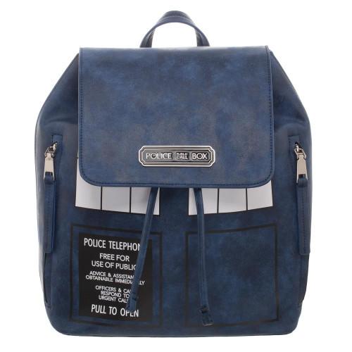 Doctor Who TARDIS Thirteenth Doctor TARDIS Backpack