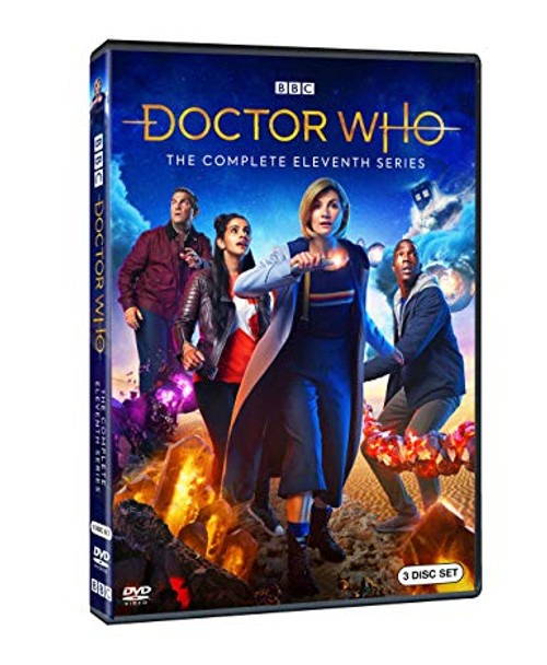 Doctor Who: The Complete Eleventh Series DVD Set