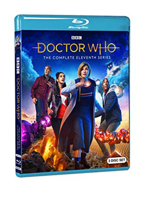 Doctor Who: The Complete Eleventh Series Blu-Ray Set